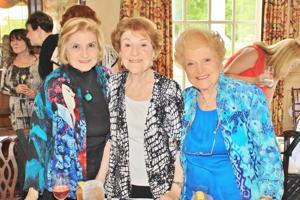 Adrienne Sobelman, Gloria Spitzer, Elaine Lending