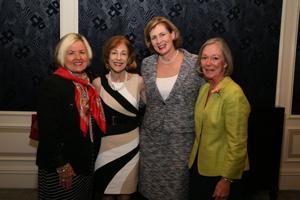 Millie Cain, Marilyn Ratkin, Nancy Imbs, Carol Voss