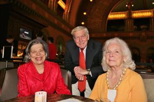 Jane Gleason, Bill Standard, Mary Hayward