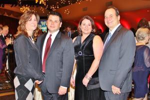 Sandy Umphlett, Tim Venturella, Sue and Bob Kurilla