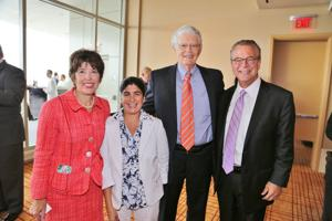 Joan Vatterott, Nancy Danis, Jr. John Vatterott Chairman of the Board, John Gatewood