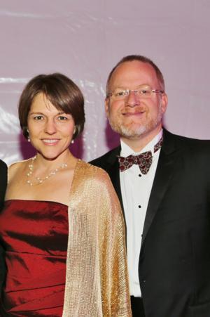 Karrie and Chris Hohn