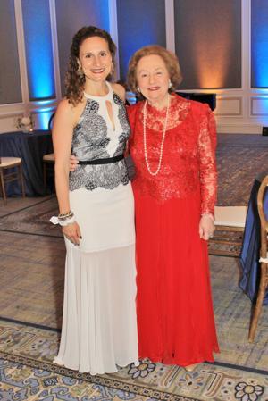 Kara O'Leary, Marilyn Fox (Event Chair)