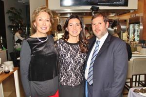 Lynn Duffield, Sarah Bird, Brice Dal-Farra