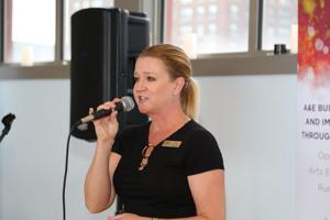 Kate Francis, Vice President of Development