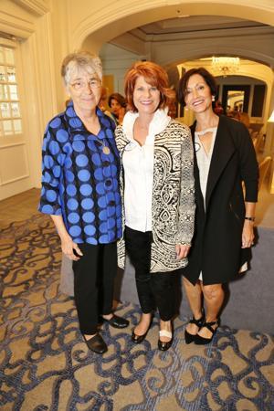 Natalie  Villmer, June Herman, Diane Garea