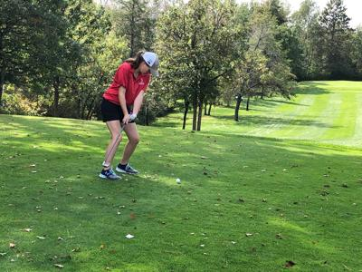 Falcon golf continues to compete tough