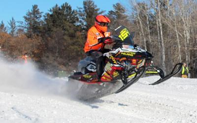 Salter named 2020 Snowmobiler of the Year