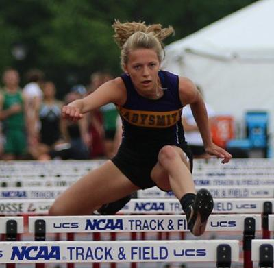 Ladysmith's Becker, Dupee reach podium at state track