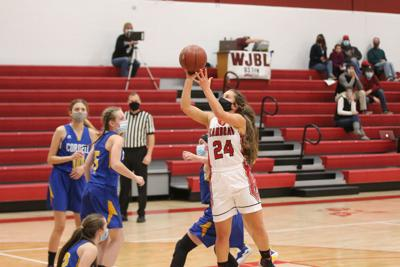 Lady Falcon open up season with home victory