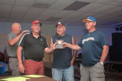 Dick & Jean Leonhard honored at Tony Daze