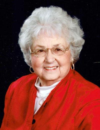 Gertrude Collier