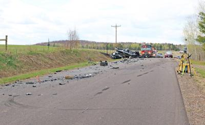 Chetek man killed in Washburn County crash | Area News