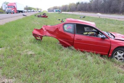 Crash near Cadott
