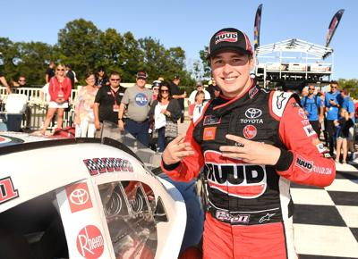 Christopher Bell won his sixth Xfinity Series race of the season at Road America.