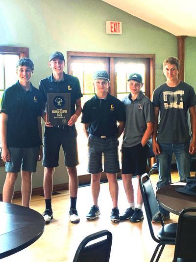 Lumberjacks claim Regional Golf title