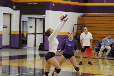 Jills down Lakers, Fall to Saints in second round of Regional