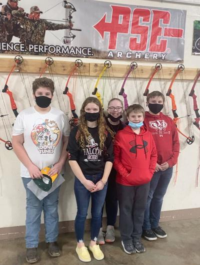 Flambeau Archery Team competes well in competition