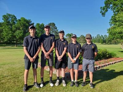 Jack West qualifies for State Golf Meet