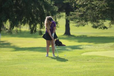 Lumberjills kick off golf season at home