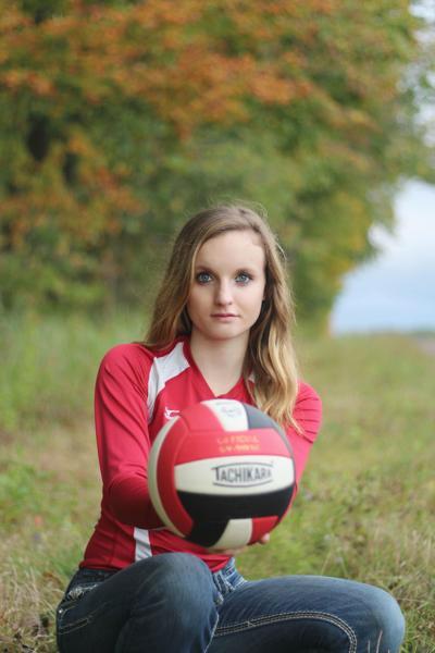 Senior Spotlight: Kimberly Riegel