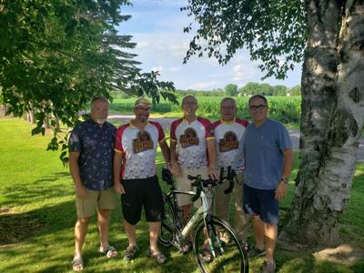 Local cyclist to take part in Ragbrai Ride in Iowa