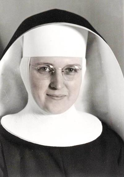 Sr. Mary Lucy Daniels, OSM