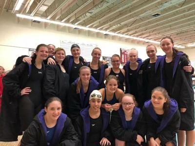 Tridents Swim and Dive Earn Top Academic Honors
