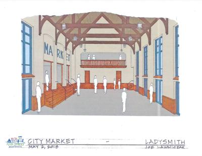 City Market proposed