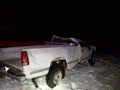 Driver dies from crash injuries