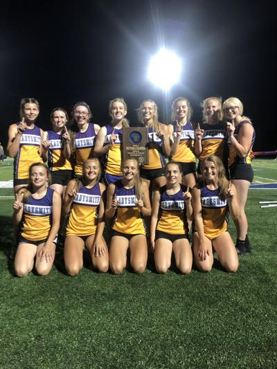 Jills claim Sectional Title, Ladysmith advances to state in eight events