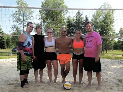 MARDI GRAS VOLLEYBALL CHAMPS