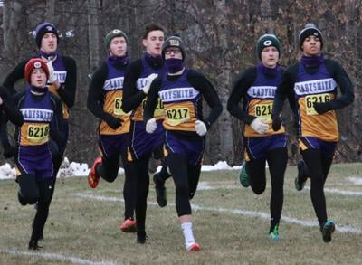 Jacks XC team overcomes season long odds to advance to state for first time in 50 years