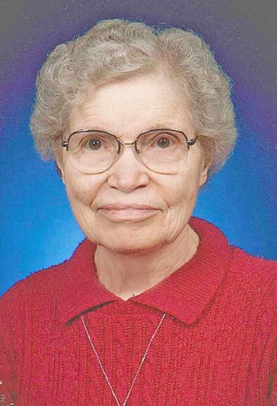 Sister Mary John VanderLoop, OSM