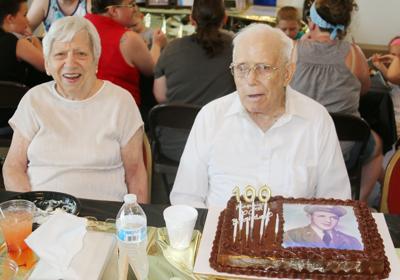 Celebrating centenarian