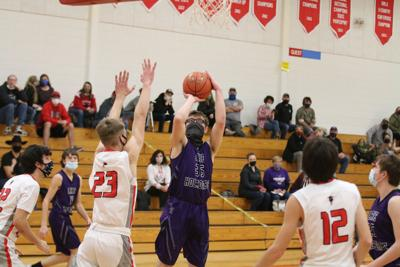 Chieftains fall short for claim of conference title
