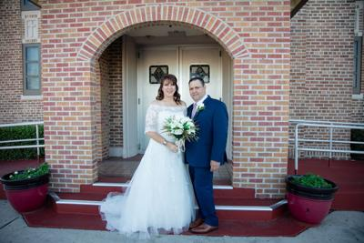 Mr. and Mrs. Tate Williams