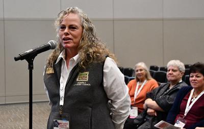 Janice Flegel, OFB Women's Advisory Council chair