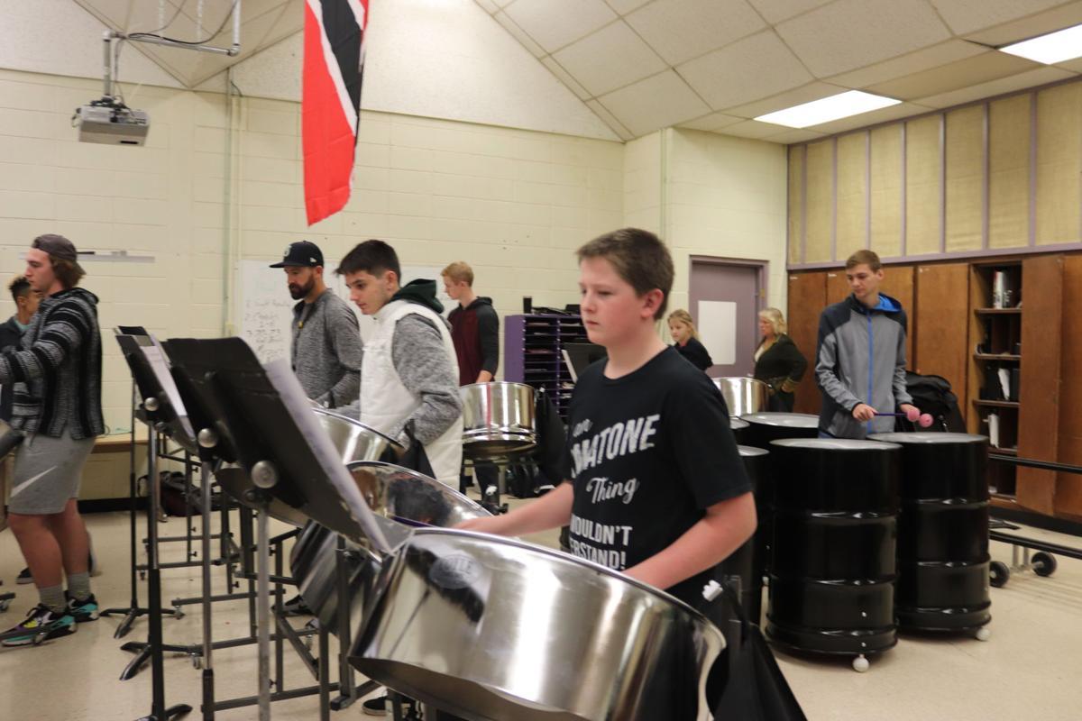 Steel Drums 1