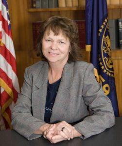 Union County Commissioner Donna Beverage