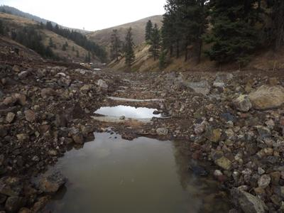Brush Creek Channel