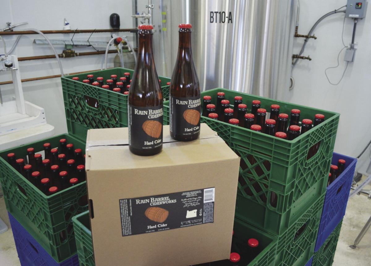 Rain Barrel Ciderworks 2