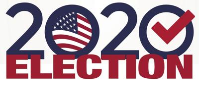 2020 election vote banner