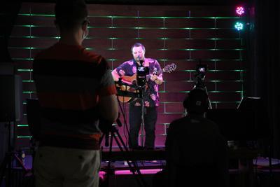 hq Three Song Set featuring Adam Lange