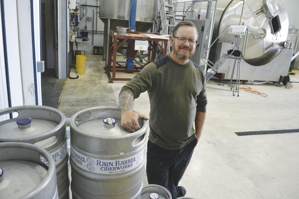 Rain Barrel Ciderworks 1
