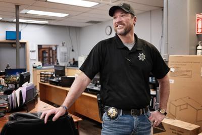 Sheriff Cody Bowen