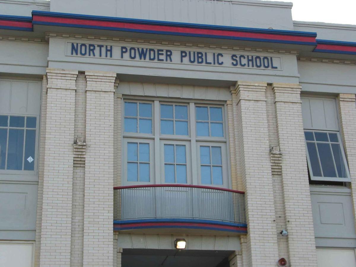 Powder Valley High School