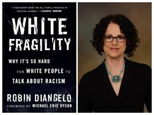 """White Fragility: cover"