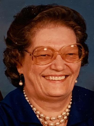 Bertha 'Berdie Lue Stephens
