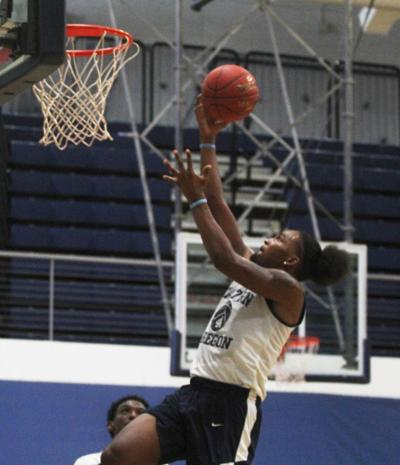 Potential excites EOU men's basketball team